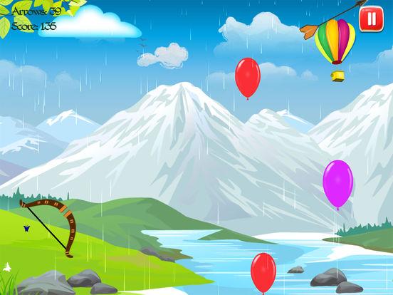 Archery Balloon Pop : Kids Shooting Fun 2017 screenshot 5