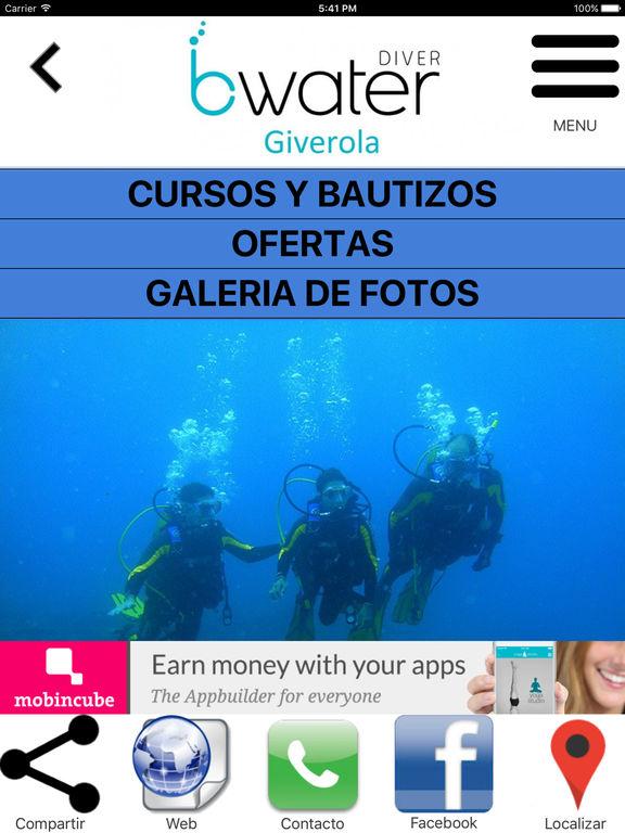 bwater giverola screenshot 5