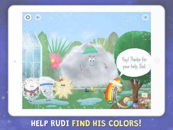 Rudi Rainbow – Children's Book screenshot 7