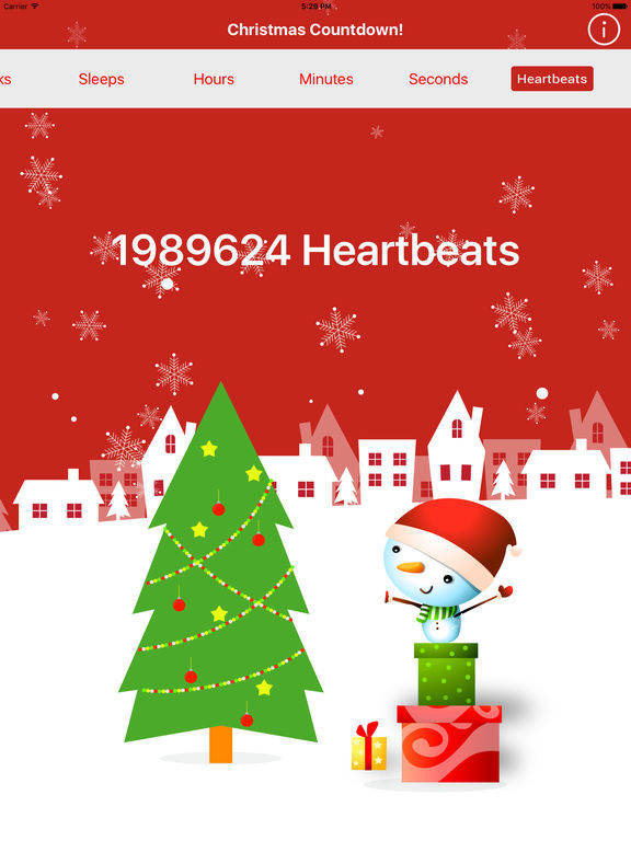 Christmas Countdown & Event Reminder screenshot 8