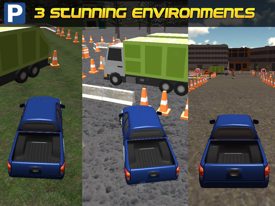 Parking Jeep Frenzy Reloaded - Real Driving Mania screenshot 7